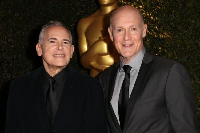 Filmmaker Craig Zadan and film producer Neil Meron