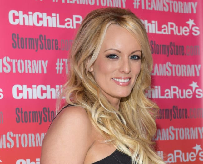 Stormy Daniels will reveal salacious details of her alleged sexual encounter with Trump in her upcoming book