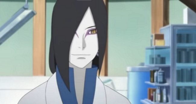 A Naruto character just came out as non-binary