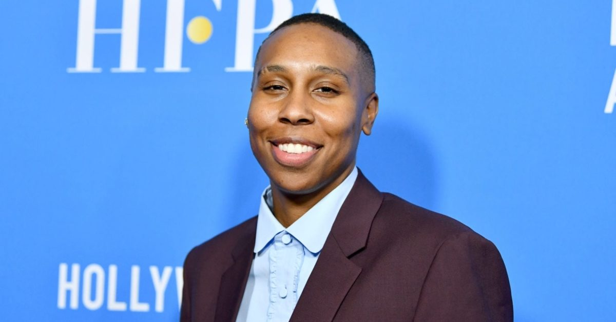 Lena Waithe attends the Hollywood Foreign Press Association's Grants Banquet on August 9, 2018 in Beverly Hills, California (Emma McIntyre/Getty)