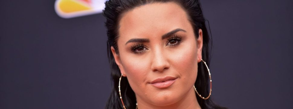 Demi Lovato attends the 2018 Billboard Music Awards 2018 at the MGM Grand Resort International on May 20, 2018, in Las Vegas, Nevada (Lisa O'Connor/AFP/Getty)
