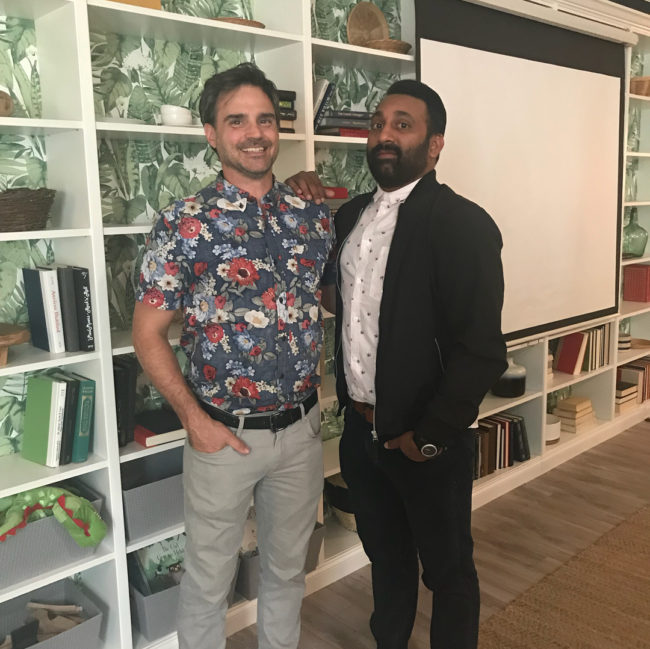 all your queer eye faves met up and it was incredibly emotional pinknews. Black Bedroom Furniture Sets. Home Design Ideas