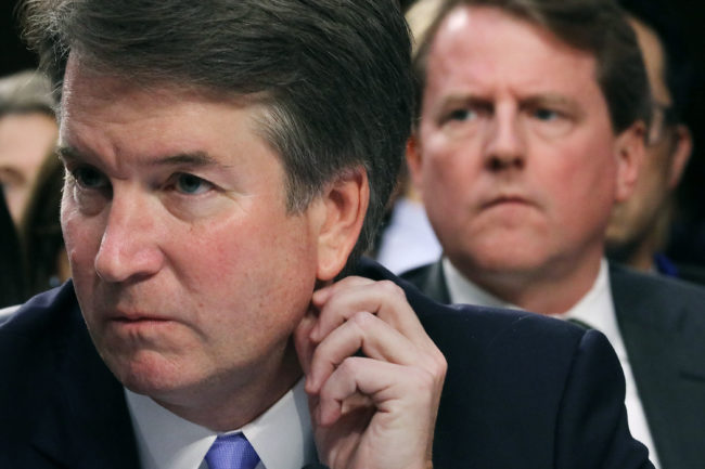 Kavanaugh appears likely to gain Senate approval