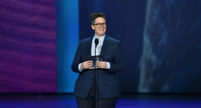 Hannah Gadsby steals the show at the Emmys