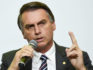 Jair Bolsonaro, presidential candidate for the Social Liberal Party (EVARISTO SA/AFP/Getty)