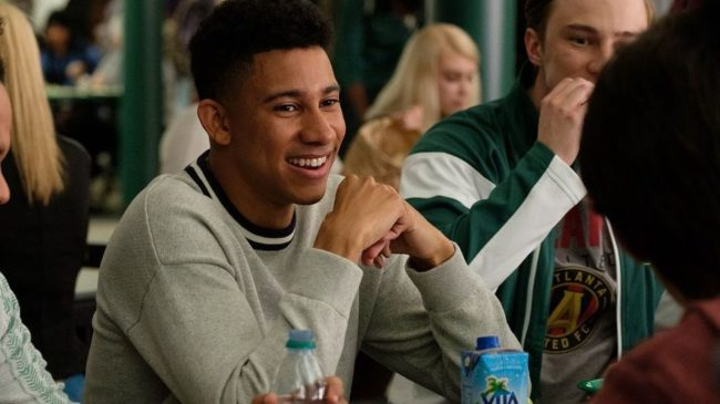 Keiynan Lonsdale as Bram (Love, Simon)