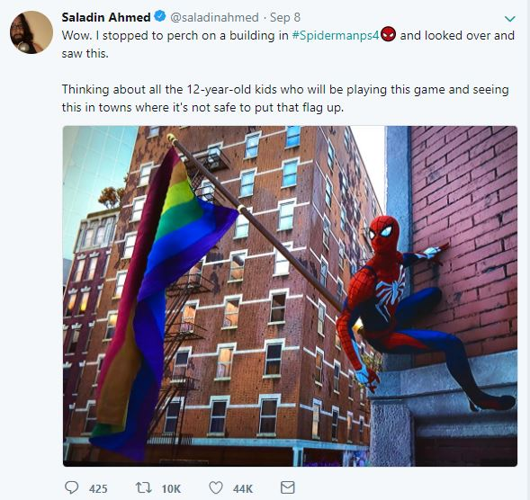 Will Spider-Man come to Xbox One, or just PS4?