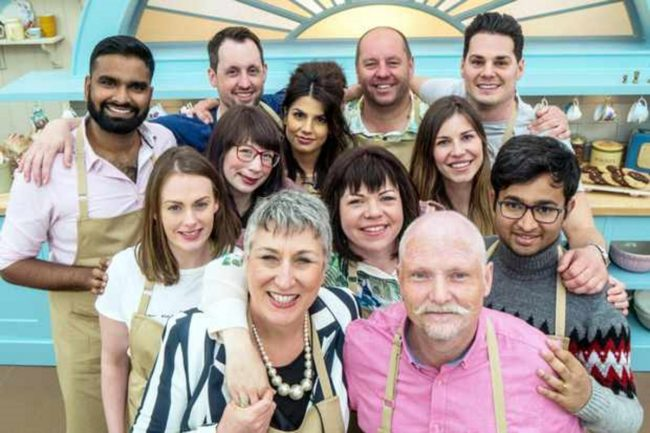Great British Bake Off's gay dad Dan Beasley-Harling ...