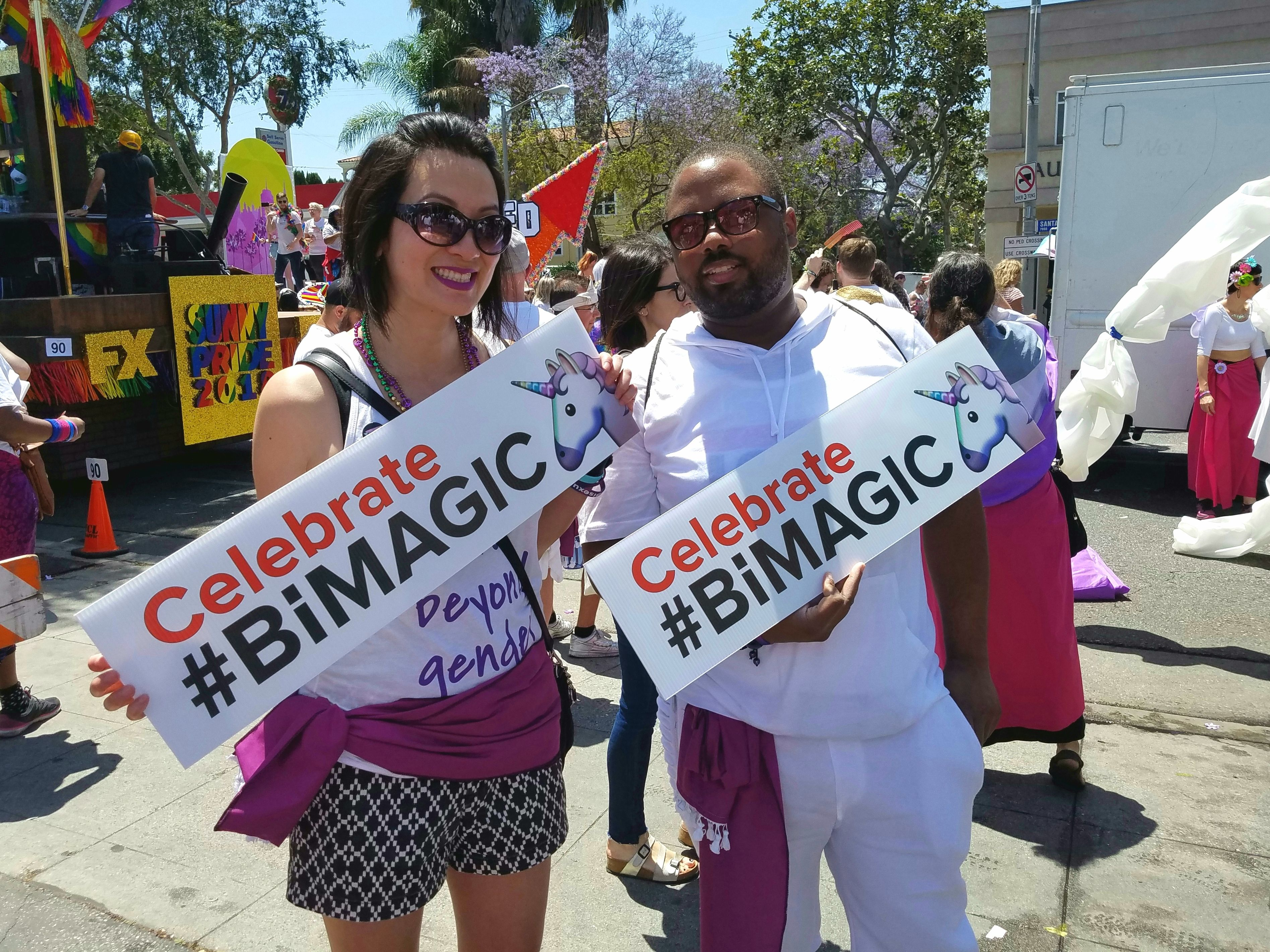 Bisexual community los angeles
