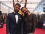 Jonathan Van Ness (right) and his rumoured boyfriend Wilco Froneman, who he took as his date to both the Creative Arts Emmy Awards and the Emmy Awards. (jvn/Instagram)