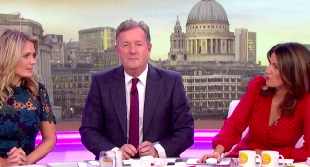 Piers Morgan has come out in favour of same-sex dancing on Strictly, saying he'd like to pair up with Lord Sugar. (ITV)