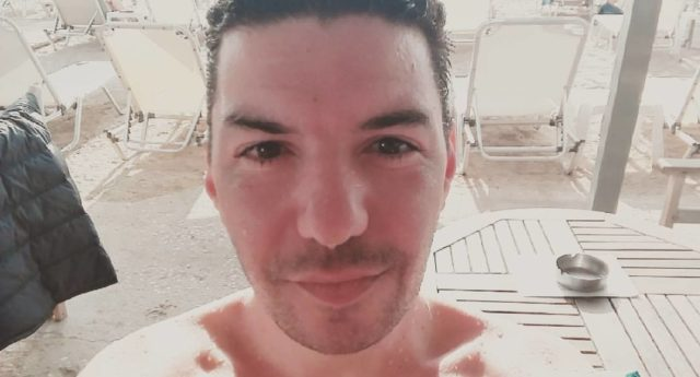 The well-known LGBT activist died in Athens on September 21 (Zak Kostopoulos/Facebook)