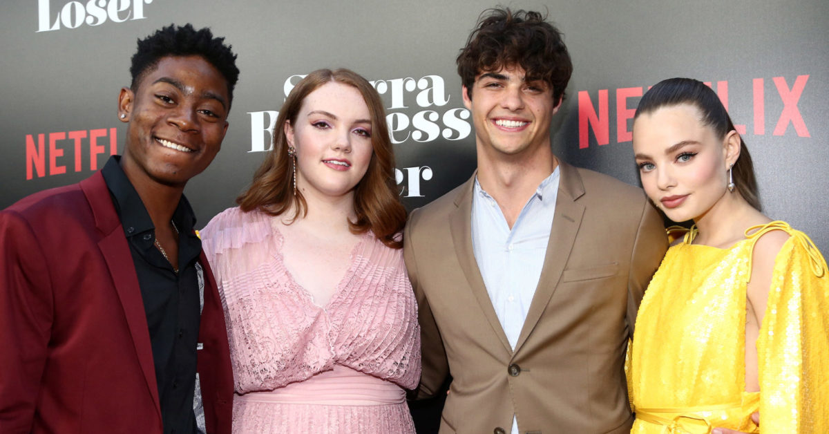 "RJ Cyler, Shannon Purser, Noah Centineo and Kristine Froseth attend the Premiere Of Netflix's ""Sierra Burgess Is A Loser"" on August 30, 2018 in Hollywood, California (Tommaso Boddi/Getty)"