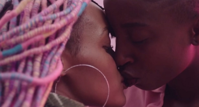 "The film was banned by Kenya because of its ""homosexual theme and clear intent to promote lesbianism"" (Rafiki)"
