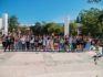 Students protest after Azusa Pacific University re-introduces a ban on LGBT+ relationships. (Azusa Pacific University/Facebook)