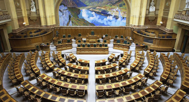 Switzerland's National Council has voted to make homophobia and transphobia punishable with imprisonment. (Wikimedia Commons)