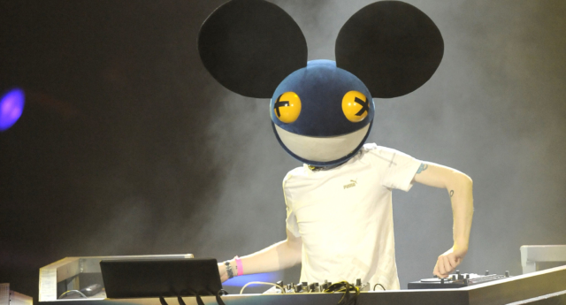 DJ Deadmau5  (Charley Gallay/Getty for Activision)