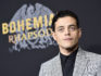 Rami Malek stars as Freddie Mercury in the film (Steven Ferdman/Getty)