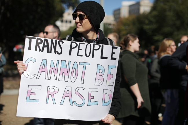 Guardian US journalists say some trans people refused to talk to them after the editorial was published.