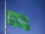 The flag of the Green Party (Christopher Furlong/Getty)