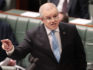 Australian PM Scott Morrison (Stefan Postles/Getty)