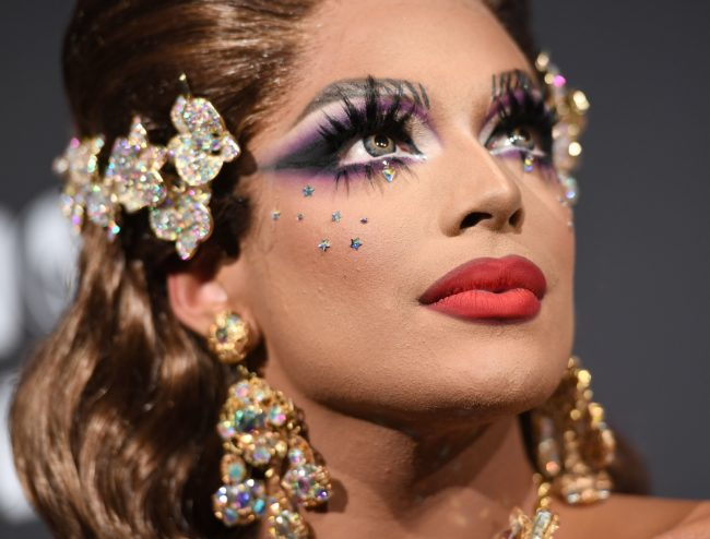 Valentina who will compete for a place in the hall of fame on RuPaul's Drag Race: All Stars 4, premiering 14 December on VH1.