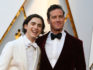 Timothée Chalamet, and Armie Hammer at the Oscars (VALERIE MACON/AFP/Getty)