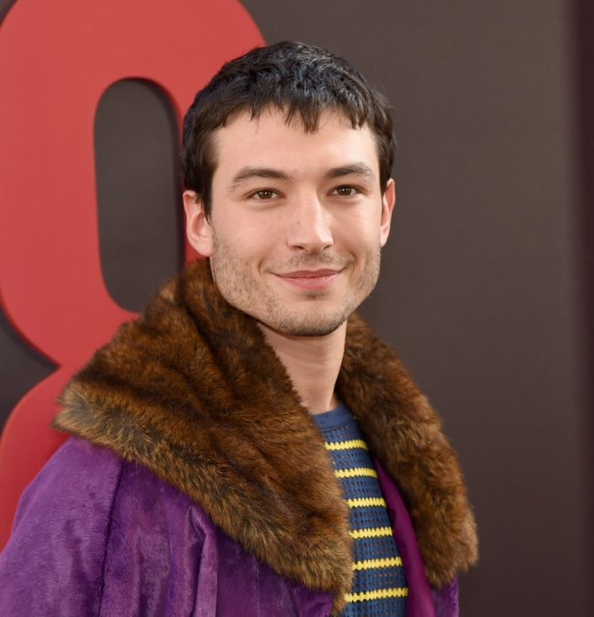 Fantastic Beasts star Ezra Miller
