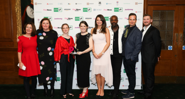 The National Trust wins Third Sector Equality Award (Paul Grace)