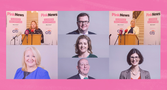 Politician of the Year will be announced at the PinkNews Awards in October (PinkNews)