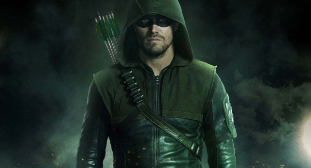 Stephen Amell as Oliver Queen (Arrow)