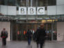 The BBC's office in London. (Peter Macdiarmid/Getty)