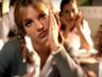 Britney Spears' '...Baby One More Time' video. (Jive Records)