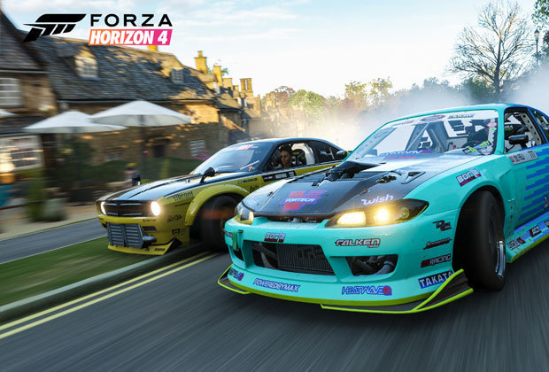 is forza horizon 4 coming to playstation 4 pinknews. Black Bedroom Furniture Sets. Home Design Ideas