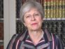 Theresa May recorded an exclusive video for the PinkNews Awards 2018. (10 Downing Street)