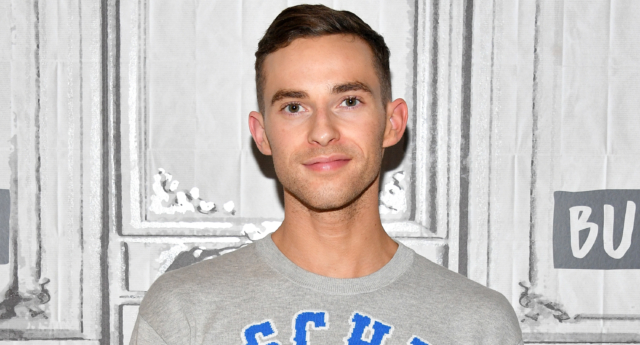 Adam Rippon in New York City in May.  (Dia Dipasupil/Getty Images)
