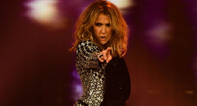Celine Dion has been accused of satanism for wanting to dress babies in gender neutral clothes (MARTIN BUREAU/AFP/Getty)