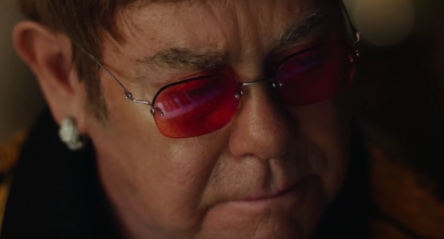 Elton John stars in John Lewis&#039 latest Christmas advert