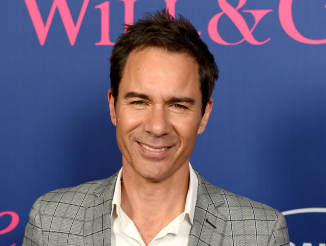 Will & Grace star Eric McCormack