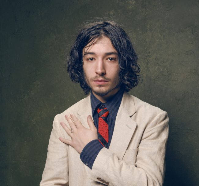 Ezra Miller Photos Transformation From Teen Star To Queer Icon