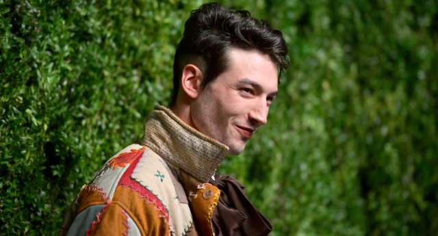 Ezra Miller Opens Up About His Sexuality