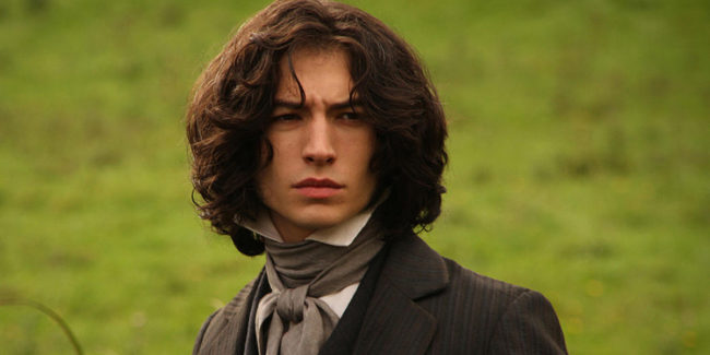 Ezra Miller in Madame Bovary