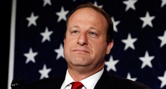 Jared Polis becomes the first openly gay man to be elected governor in the US. (Jason Connolly/AFP/Getty)