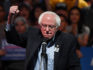 Sanders was outspoken in his criticism of Trump (Ethan Miller/Getty)
