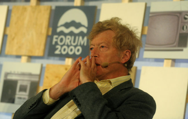 Photo of Tory housing tsar Sir Roger Scruton, who has come under fire