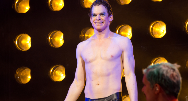 Dexter star Michael C Hall made the revelation on November 9 (Noam Galai/Getty)