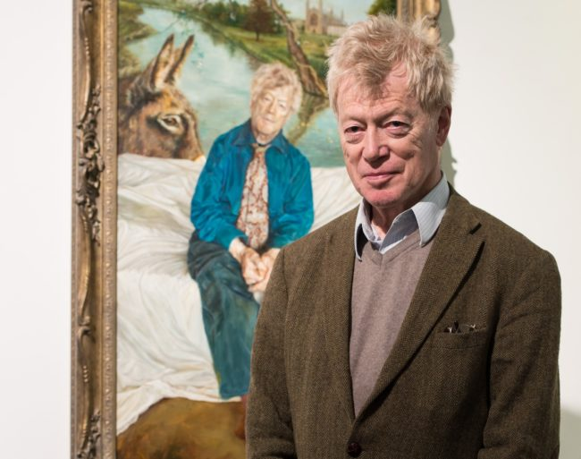 Roger Scruton was appointed to a housing commission on Saturday
