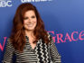 Debra Messing at NBC's Will & Grace premiere (Kevin Winter/Getty)