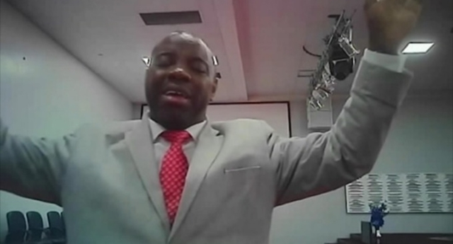 "Pastor Gbenga Samuel claims ""God can fix"" gay people. (ITV News secret filming)"