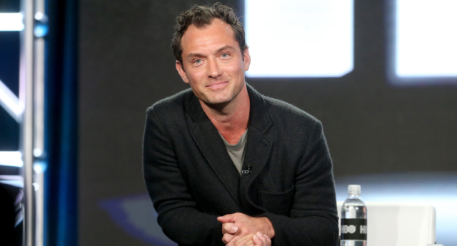 Jude Law in January 2017. (Frederick M. Brown/Getty Images)